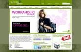 Portfolio Website Murah Full Flash SEO - 10
